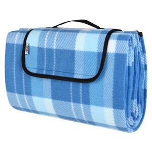 DETEX Picknickdecke wasserdicht in blau