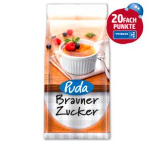 PUDA Brauner Zucker