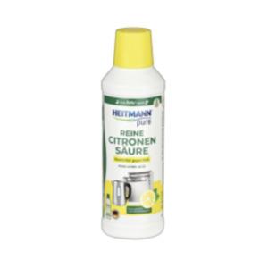 Heitmann Citronensäure Pulver oder Flüssig
