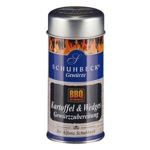 SCHUHBECK'S BBQ Gewürz/ Gewürzzubereitung 60 g