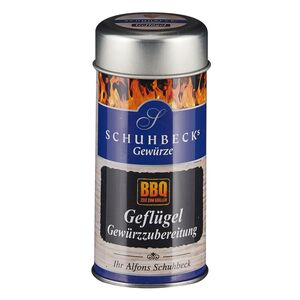 SCHUHBECK'S BBQ Gewürz/ Gewürzzubereitung 45 g