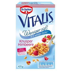 Dr. Oetker Vitalis Weniger süß 425 g