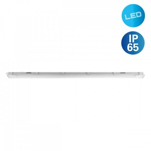 Light & More LED Feuchtraumleuchte G 13, 18 W