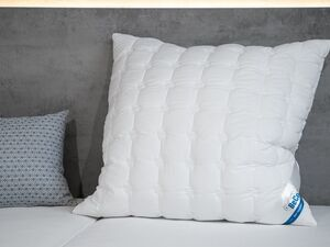 BeCo Kopfkissen »Medibett Cotton Soft«, perfekte Klimatisierung, gesteppt