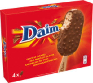Milka-, Oreo-, Toblerone- oder Daim-Ice-Cream