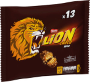 Nestlé Smarties, Lion oder Kitkat Minis