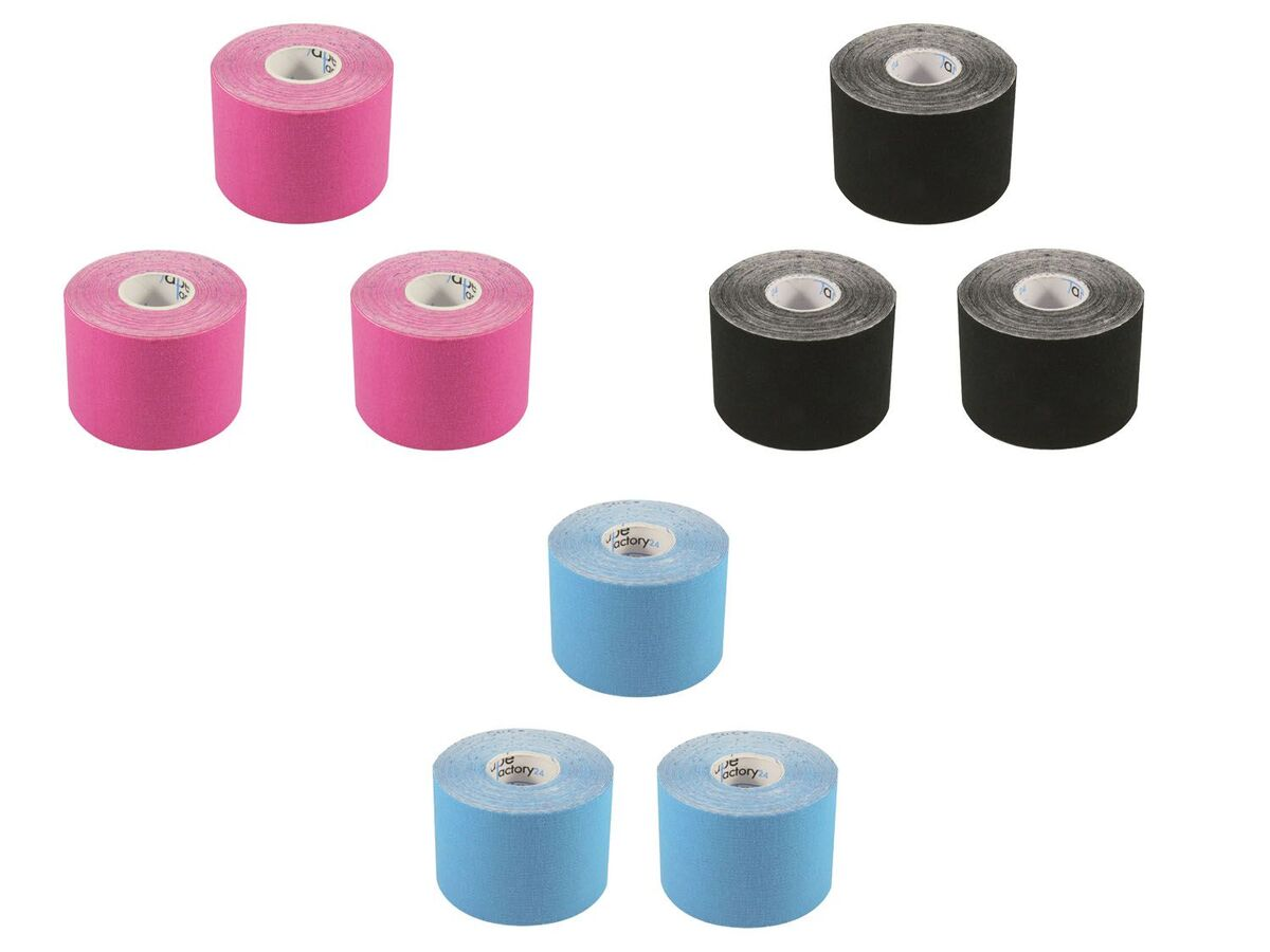 Bild 1 von Tapefactory24 Kinesiologie Tape »Classic Line«