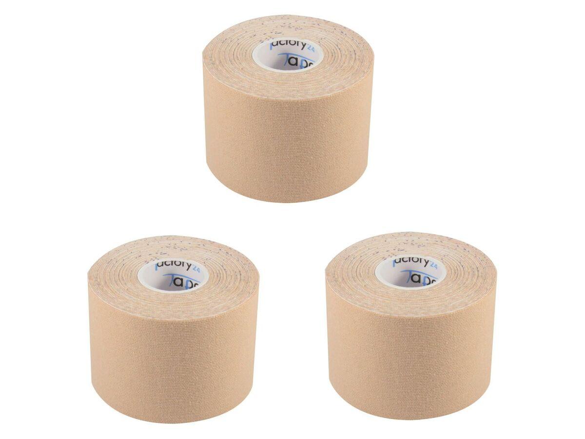 Bild 2 von TapeFactory24 Kinesiologie Tape »Sensitive Skin«