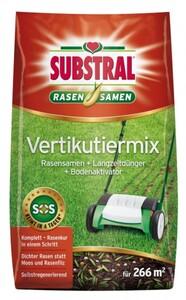 Substral Vertikutiermix ,  8 kg, für 266 m²