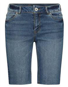 Damen Jeansshorts mit Stretch-Anteil