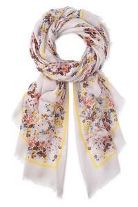 COX, Trend-Tuch in gelb, Tücher & Schals für Damen