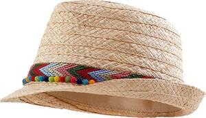 COX, Panama-Hut in beige, Mützen & Handschuhe für Damen