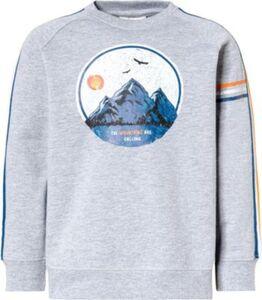 Sweatshirt  von ZAB kids grau Gr. 152/158 Jungen Kinder