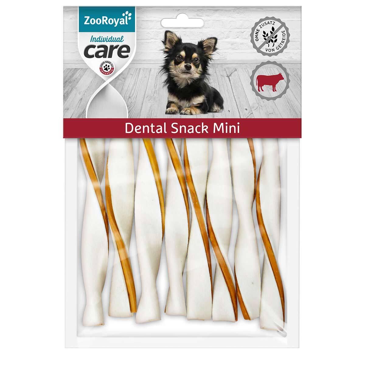 Bild 1 von ZooRoyal Individual care Dental Snack Mini 3x8 Stück