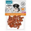 Bild 4 von ZooRoyal Individual care Junior Hühnersticks mit Rind 3x70g