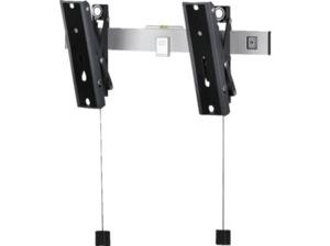 ONE FOR ALL OLED TV-Wandhalterung, max. 77 Zoll, Neigbar, Grau/Silber