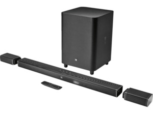 JBL Bar 5.1 Surround, Soundbar, Schwarz