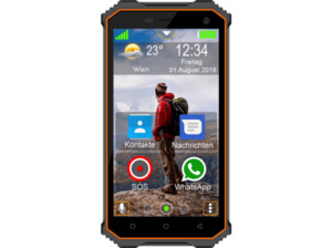 BEAFON Bea-fon X5 16 GB Schwarz