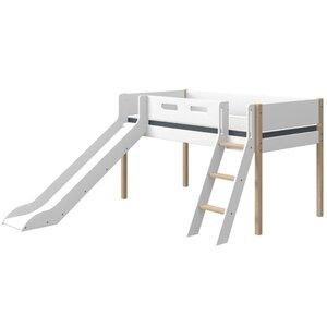 Flexa Spielbett Weiß