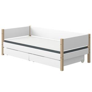 Flexa Bett Weiß