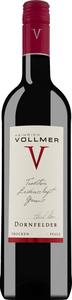 """Heinrich Vollmer """"V"""" Dornfelder 2019 - Rotwein, Deutschland, Trocken, 0,75l"""