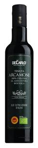 De Carlo Tenuta Arcamone Olio Extra Vergine Di Oliva Terra Di Bari Dop 500ml  - Öl, Italien, 0,375l