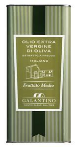 Galantino Olio Extra Vergine Di Oliva Fruttato Medio, Dose 5L  - Öl, Italien, 5l