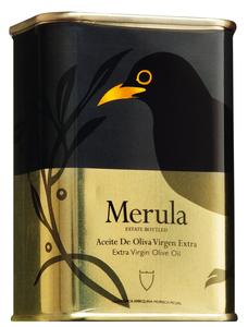 Merula Aceite De Oliva Virgen Extra 175ml  - Öl - Marqués De Valdueza, Spanien, 0.1750 L