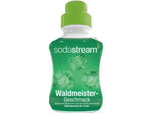 SODASTREAM 1021149491 Sirup Waldmeister