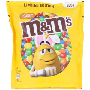 M&M's Erdnuss Limited Edition