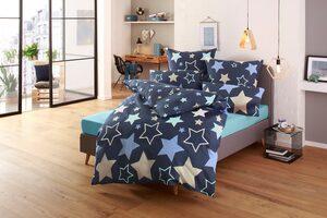 Bettwäsche »Dreamer«, my home, mit tollen Sternmotiven