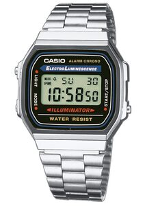 CASIO VINTAGE Chronograph »A168WA-1YES«