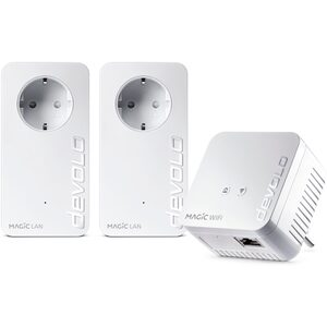 DEVOLO »Magic 1 WiFi Multimedia Power Kit« Netzwerk-Adapter