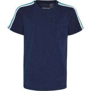 MANGUUN T-Shirt, Rundhalsausschnitt, für Jungen