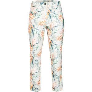 """Zerres Cora Jeans """"Comfort S"""", 7/8 Länge, exotischer Print, erweiterte Taille, flaches Gesäß, für Damen"""
