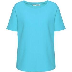 """Adagio Shirt """"Bris 4"""", ausgestellt, Kurzarm, uni, für Damen"""