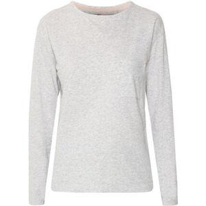 Triumph Shirt, Mix & Match, Langarm, Baumwolle, für Damen