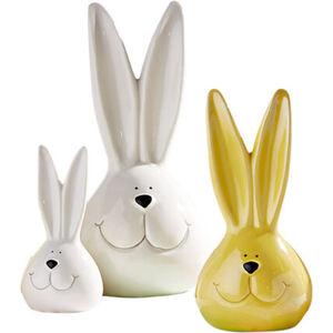 Galeria Selection sortiert - Hase, Keramik, verschiedene Größen
