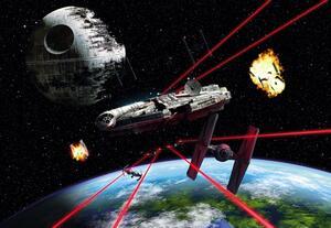 Fototapete Star Wars ca. 368x254cm