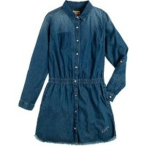 COOL CLUB Kinder Kleid Langer Arm 134