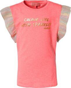T-shirt Hivae  neonorange Gr. 128 Mädchen Kinder