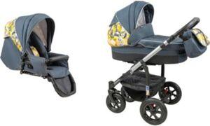 Kombi Kinderwagen Saturn Premium, Farbmix bunt