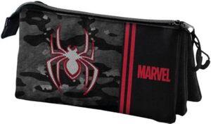 Schlampermäppchen Spider-Man Dark blau/rot Jungen Kinder