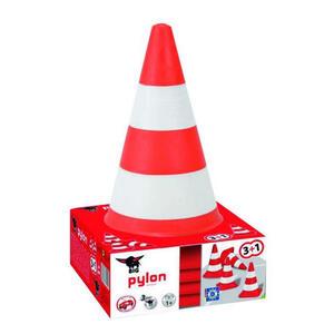 BIG Pylone rot weiß  800001191
