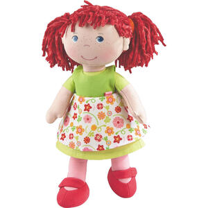 Haba Puppe liese  302110  Mehrfarbig
