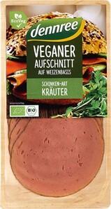 dennree Veganer Aufschnitt