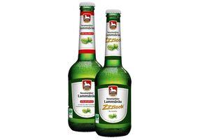 Bier oder Radler, verschiedene Sorten