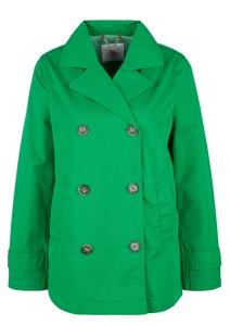 Damen Jacke im Trench-Style