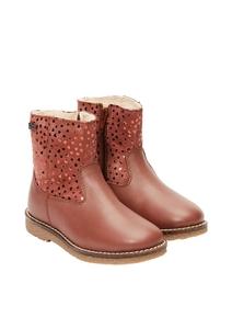 Gefütterte Tex-Stiefel aus Leder