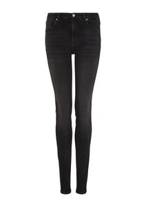 Damen Skinny Fit: Jeans mit Schmuck-Detail